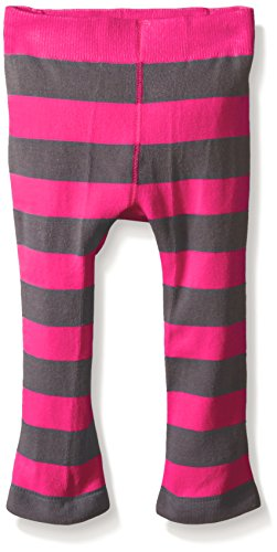 Trumpette Baby Girls' Leggings, Pink Cat 12-18 Months ()