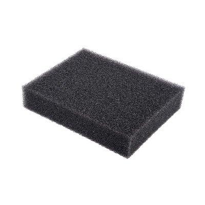 Tusk Skid Plate Foam Black 2'' x 8'' x 10'' - Fits: Aprilia RVX 450 2007-2009
