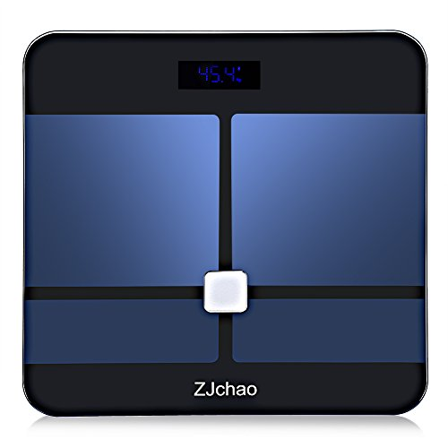 ZJchao Smart Fitness Weight Scale (Graph Paper With Numbers Up To 30)