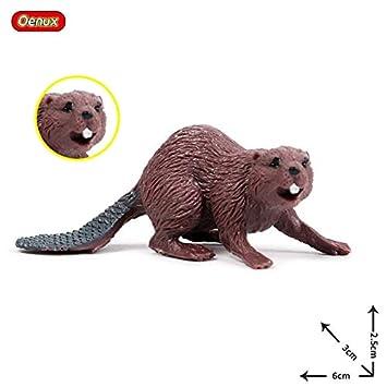 Decorative Toy Cheetah Wildlife Simulation Action Figure Home Decor Kids Toy