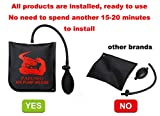 IMPROVED 3 Piece Commercial Grade Air Wedge Bag