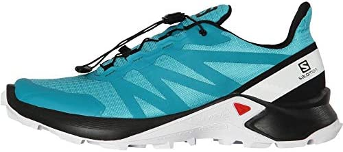 Salomon Supercross - Zapatillas de running para mujer, color turquesa, azul, EU 38.5 - UK 5,5: Amazon.es: Deportes y aire libre