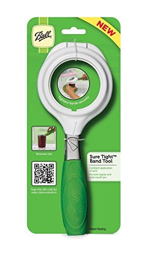 Ball 10735 Sure Tight Canning Jar Band Tool for Regular or Wide Mouth