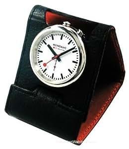 Mondaine travel alarm clock a4683031911sbb mondaine watches - Mondaine travel clock ...