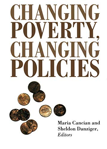 Changing Poverty, Changing Policies (Institute for...