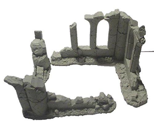 Spellcrow Terrain Temple Ruins 95mm Tall