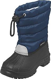 Playshoes Winterstiefel, Moonboots, Schneeschuhe für Kinder, mit Warmfutter,...