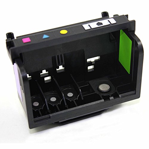 Refurbished 4-Slot For HP 920 Printhead printer print head Use in OfficeJet 6000 6500 6500A 7000 7500A B210a FY US (Black)