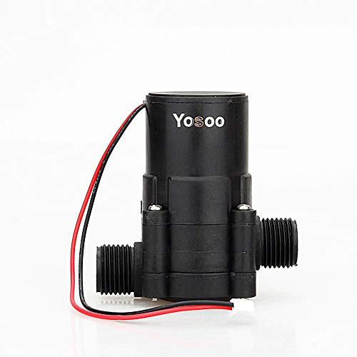 Yosoo 8.8-15V DC Hydroelectric power Micro-hydro generator Portable water charger
