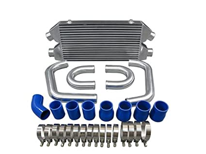 Twin Turbo Front Mount Intercooler Bolt On Kit For 90-96 Nissan 300ZX