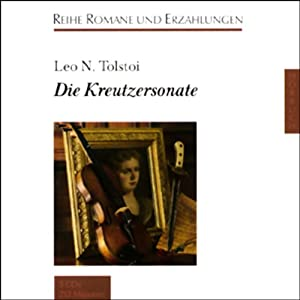 Die Kreutzersonate Audiobook