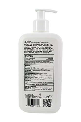Spacology Daily Moisture Lotion, 12 Ounce (Pack of 4)
