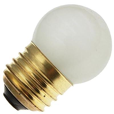 Industrial Performance 15S11/102/IF 120V, 15 Watt, S11, Medium Screw (E26) Base Light Bulb (1 Bulb)