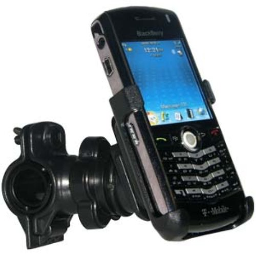 Amzer Bicycle Handlebar Mount for BlackBerry Pearl 8100, 8110, 8120, and 8130 - -