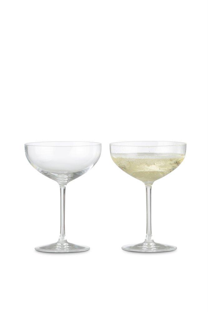 Rosendahl Copenhagen–Premium Champagne Glass Set of 2