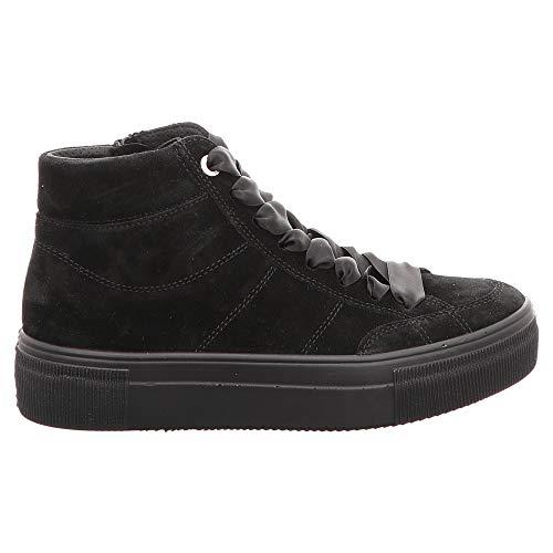 Zapatillas negro Mujer Lima Altura Negro 00 Legero Hw0Sqtq