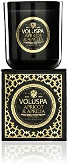 product image for Voluspa Apricot and Aprilia Classic Maison Glass Candle, 12 Ounces