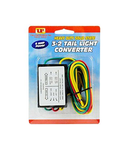 Ultra-Fab Products 36-947003 6A Heavy Duty 3-2 Tail Light Converter