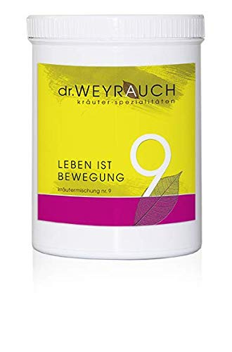 Dr. Weyrauch No. 9 Life is Movement 1200g