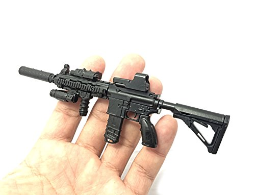 1/6 Scale HK416 Assault Rifle US Army Heckler & Koch