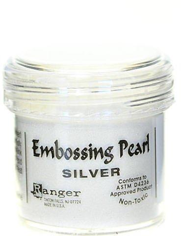 Ranger Embossing Pearls (Silver)