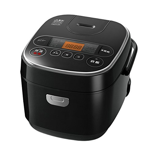 Amazon.co.jp limited Iris rice cooker microcomputer type 5.5 Go extra-thick Dokama stocks cook divided function with black RC-MA50AZ-B