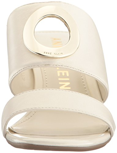 Anne Klein Womens Naomi In Pelle Color Avorio