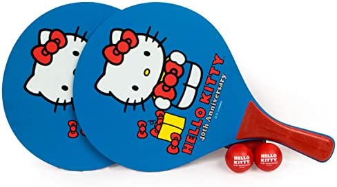 Hello Kitty Sports - Juego de Pelotas de pádel para Playa (40 ...