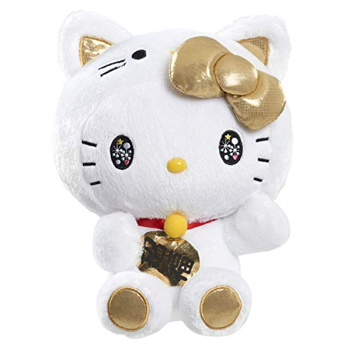 "Hello Kitty 10"" Large Plush - Lucky Cat from Hello Kitty"