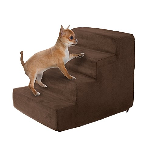 PETMAKER 80-PET6015 High Density Foam Pet Stairs