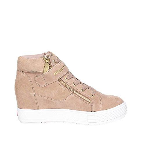 Low Top Beige Frauen Fornarina Sneakers Meti 4fR1qnWwxZ