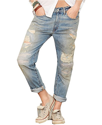 Denim & Supply Ralph Lauren Artisan Boyfriend Jeans (29, Laurel Wash) by RALPH LAUREN