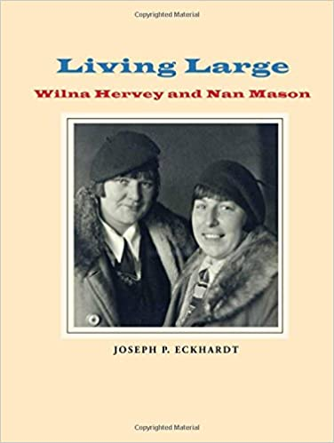 Read online Living Large: Wilna Hervey and Nan Mason PDF