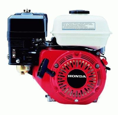 Honda Standard Horizontal Type Engine GX240-QA2, 7.9 Net HP
