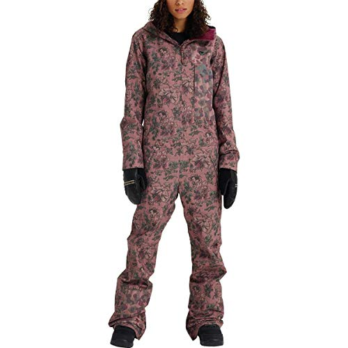 Burton Women's Onepeace Onepiece, Floral Camo, Small