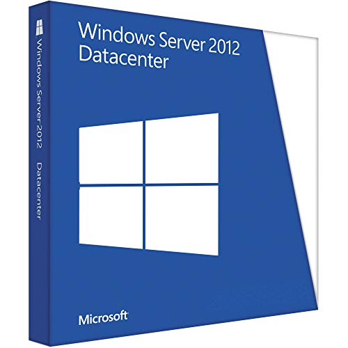 Microsoft Windows Server 2012 Datacenter Edition P73-05363 OEM Retail Pack met 5 CAL's