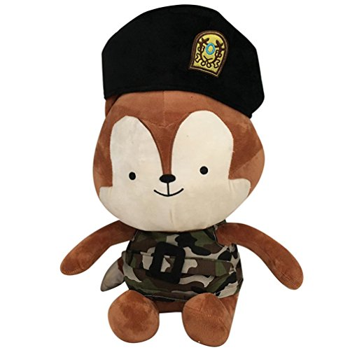 aee818590f6 Bikeman Work Stuffed Toys Descendants Of The Sun Cartoon Dolls Camouflage  Wolf captain Anime Cosplay Throw Pillows 17.7   Gift For Girlfriend  Boyfriend Or ...