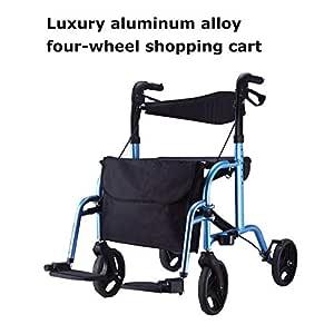 Andadores para discapacidad estándares Ligeros Silla de ...