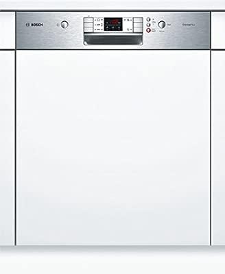 Bosch SMI50L15EU lavavajilla - Lavavajillas (Semi-incorporado ...