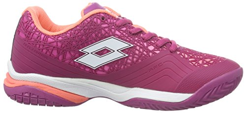 Ii Pink Ultra Women's W Alr Tennis Shoes Lotto Neo Ros Viper White 8EtWSxxq