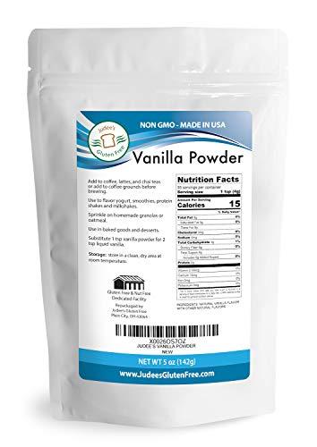 Judee's Premium Vanilla Powder