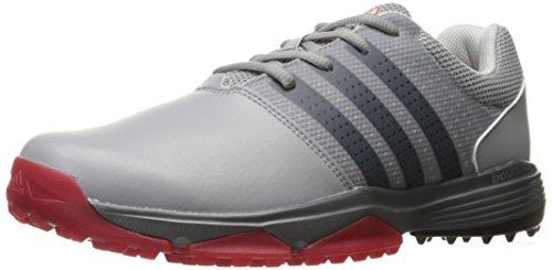 נעלי ספורט לגברים adidas Men's 360 Traxion WD Ltonix/Cbl Golf Shoe