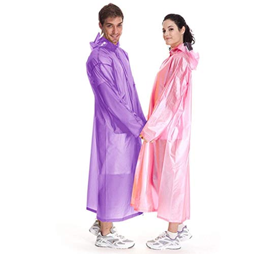 Et Air Imperméable Femelle Battercake Voyage Light Plein Casual Drifting Qff Pink Sur Dame Translucide En Raincoat Adulte HqO0q