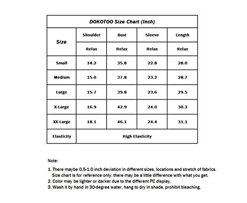 Dokotoo Womens Ladies Fashion Thin Autumn Fall Knit Soft Solid Open Front Long Sleeve Short Cardigan Sweater Outwear with Pockets Apricot Large by Dokotoo (Image #2)