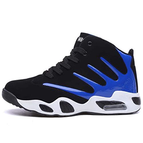 Per C Cuscino Nero Rosso Alte E Atletica Cross Fitness Ginnastica Unisex  Scarpe Sneakers Allenamento Camminata ... f577280187c