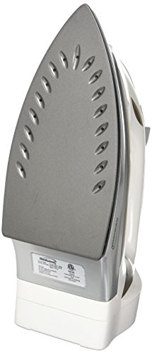 Brentwood Steam Iron White MPI-59W