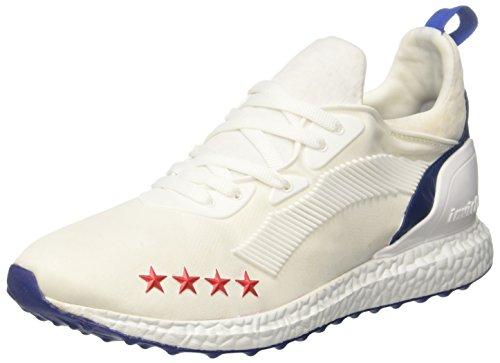 Basso Adulto a Collo Sneaker Unisex invicta Microfiber Bianco fZOwxx