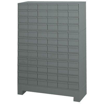 - Durham 019-95 Prime Cold Rolled Steel Cabinet, 72 Drawer, 12-1/4