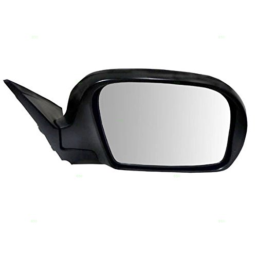 Passengers Power Side View Mirror Heated Textured Replacement for Subaru 91036FG100 -