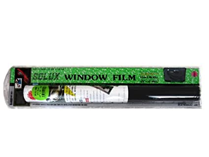 Amazon window tint film do it yourself kit dark black 10 window tint film do it yourself kit dark black 10 original solux brand solutioingenieria Gallery